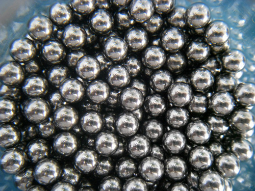 Stainless steel bead